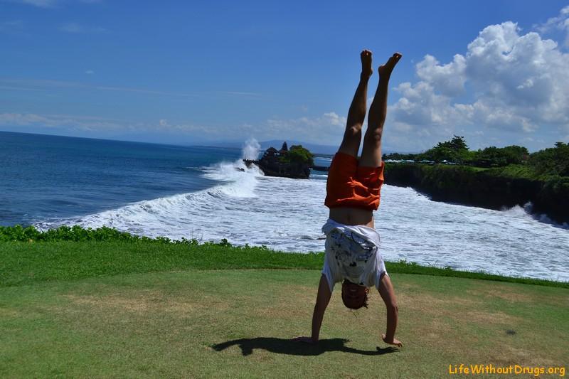 Достопримечательности Бали - Танах Лот
