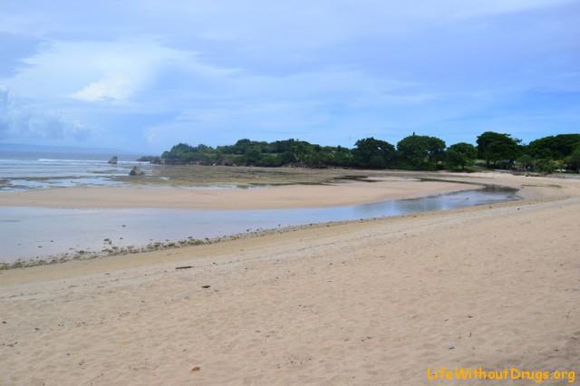 Пляж Бали Нуса Дуа