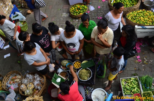 Цены на Бали