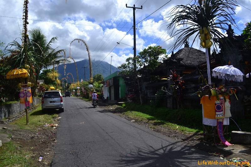 Праздники на Бали фото