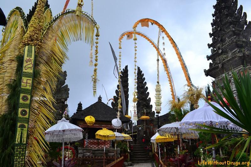 Храм Батур