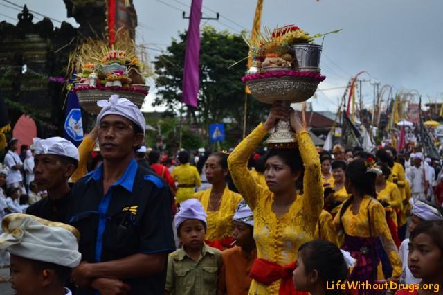 Обычаи и традиции Бали