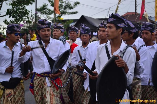 Традиции Бали фото