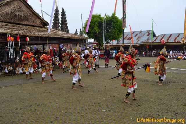 Балийские танцы фото