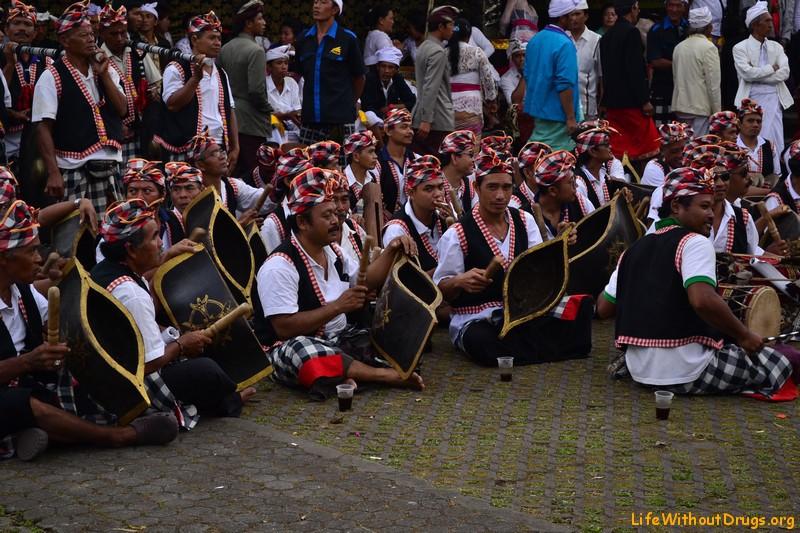 Церемонии Бали фото