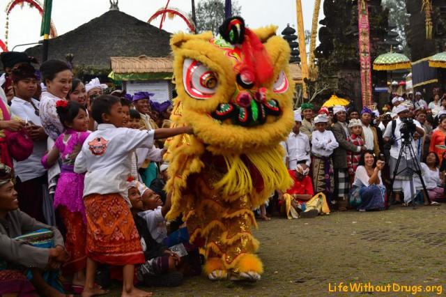 Бали праздник