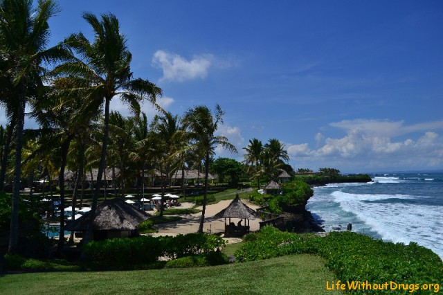 Pan Pacific Nirwana Bali Resort