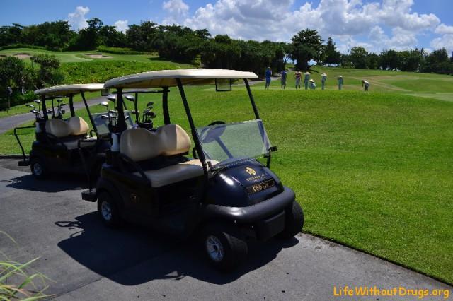 Нирвана гольф клуб на Бали