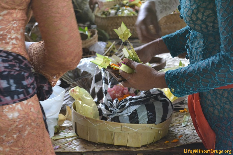 Традиции и обычаи Бали