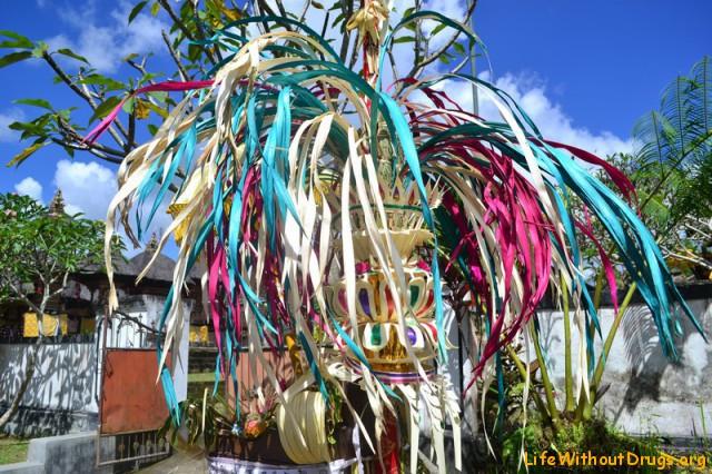 Праздники на Бали - Галунган