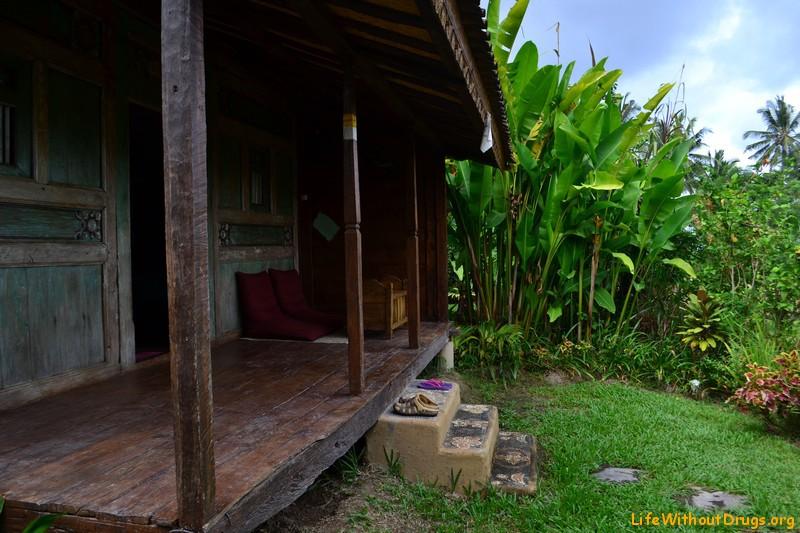 Отель на Бали