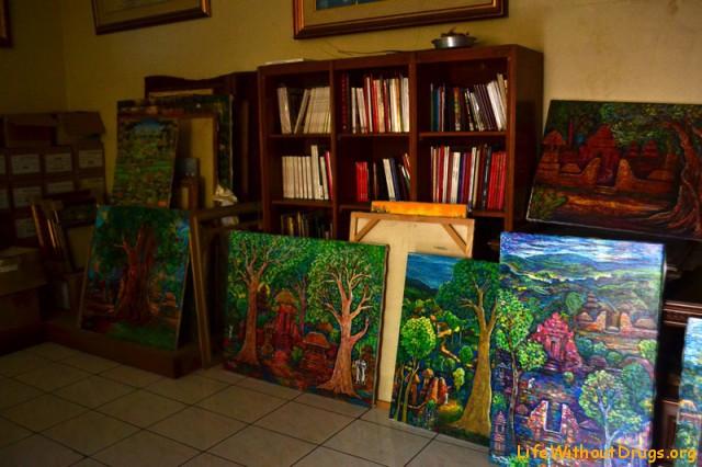 Картинная галерея Убуда