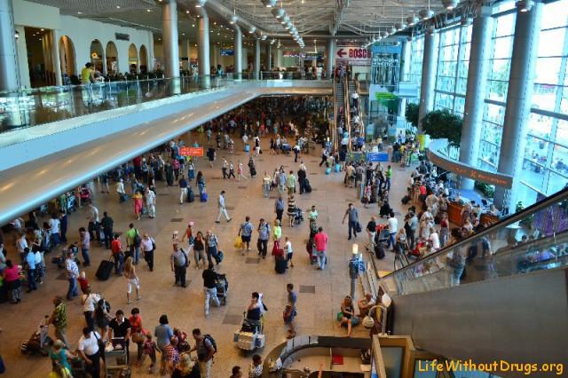 Как доехать от домодедовской до аэропорта домодедово
