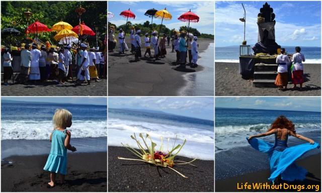 Юго восток Бали