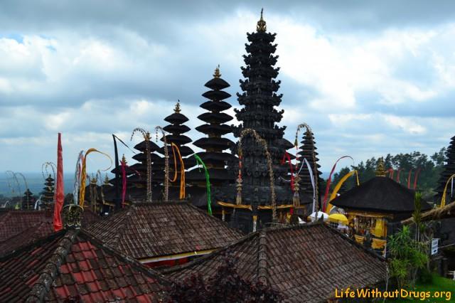 Бали фото Храм Бесаких