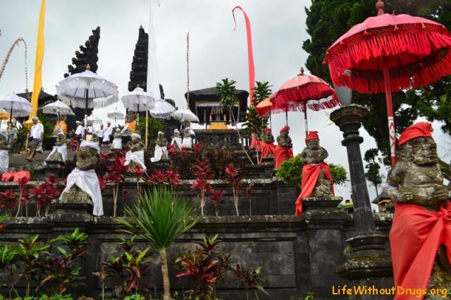 храмы Бали фото - Бесаких