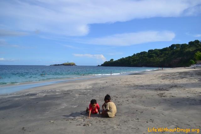 Пляж Бали