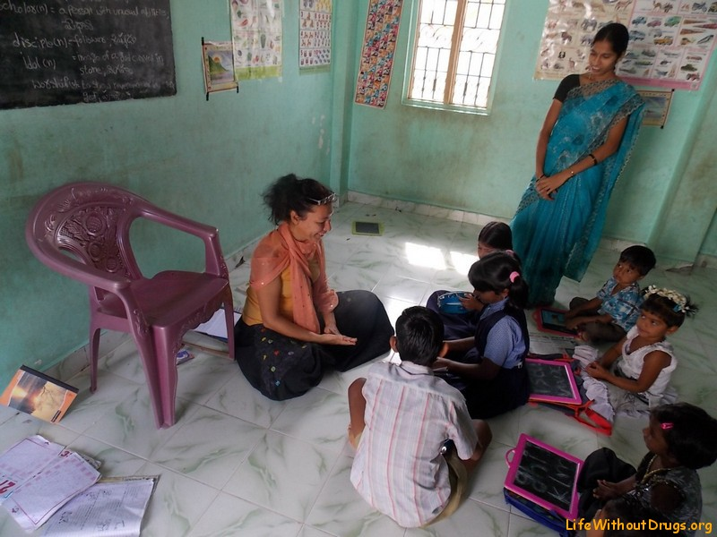 Курсы беременных в Гоа