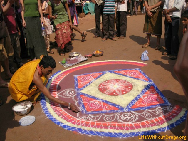 Индия - страна души