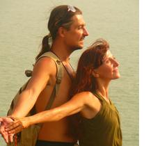Александр и Наталия — авторы семейного блога о путешествиях с ребенком.
