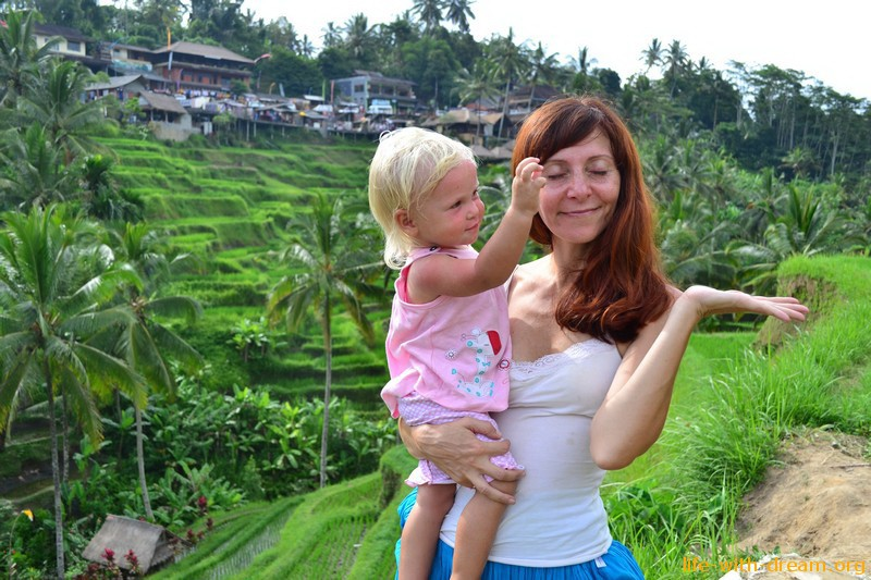 Любимки на Бали