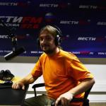 С папой на край света — мой дебют на радио Вести FM