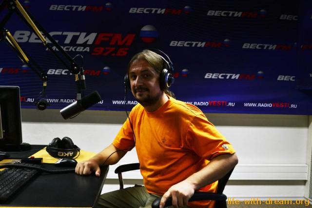 Я в программе С папой на край света про остров Бали в прямом эфире радио Вести FM
