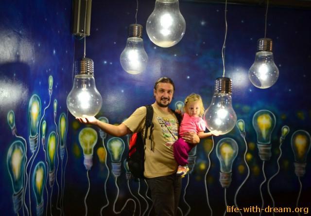 Музей оптических иллюзий в Москве