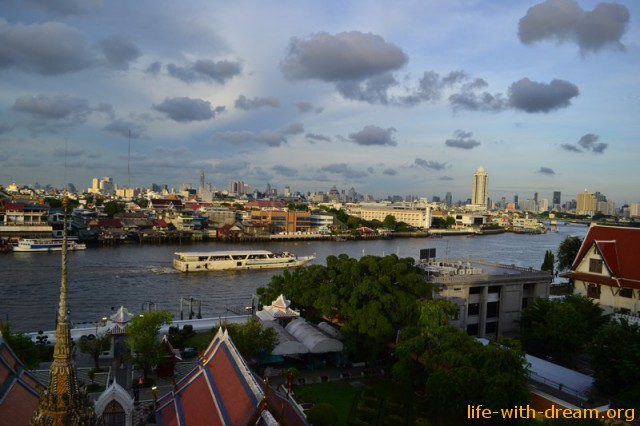 Ват Арун Бангкок