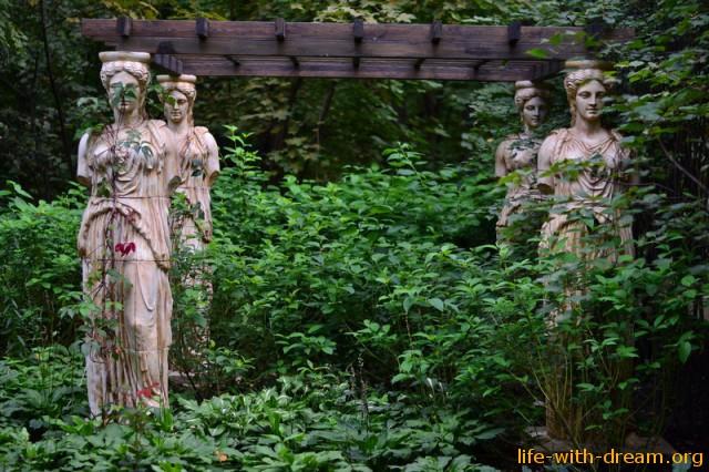 Нескучный сад фото