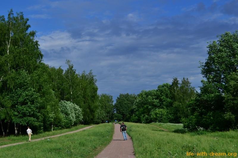 Битцевский парк фото