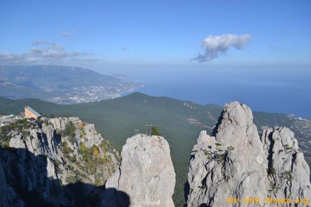 С вершины Ай-Петри