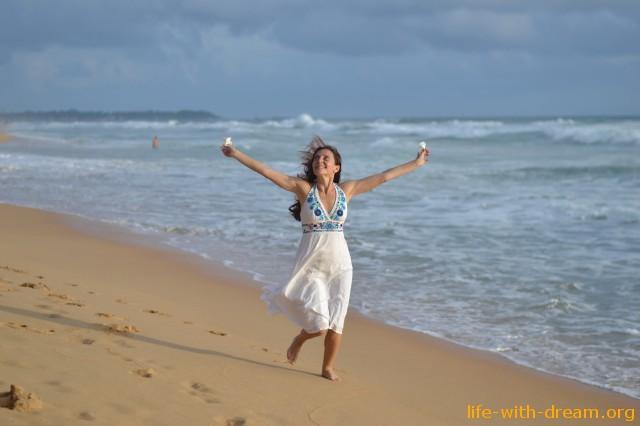 Шри Ланка - Жизнь с мечтой
