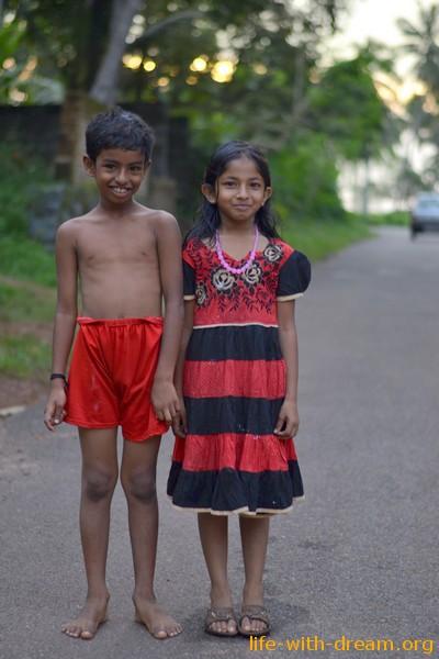 Путешествие в Индию, или Саша и Наташа ждут в гости читателей.