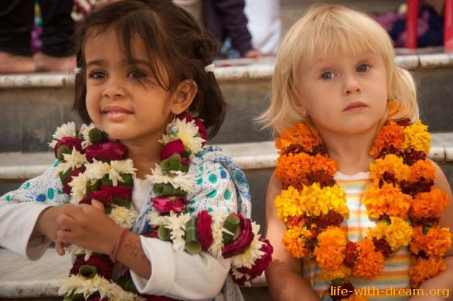 По Индии с ребенком