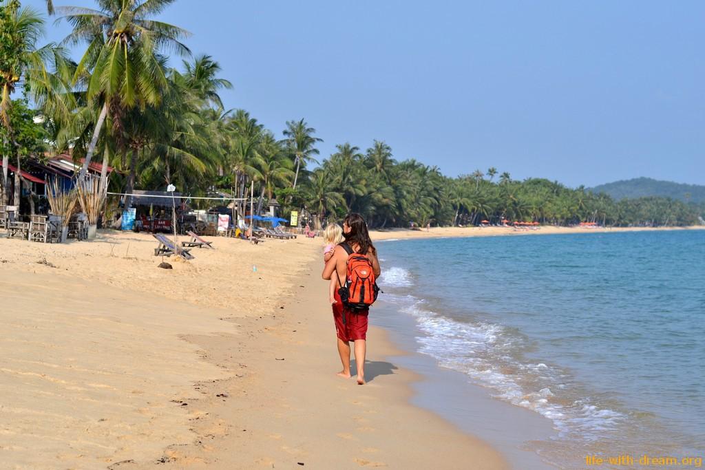 Самуи пляжи