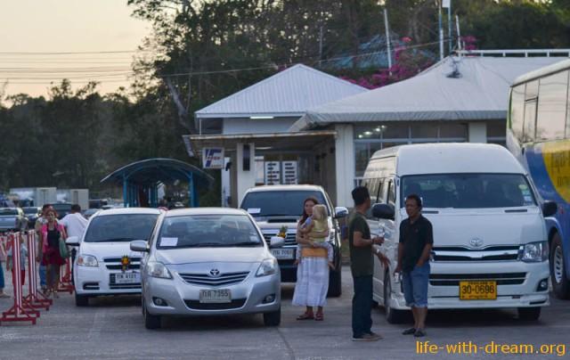 В ожидании парома на Самуи - миссия виза в Таиланд провалена!