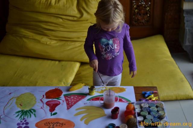 Занятия с детьми 2-3 лет