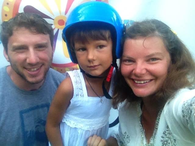 Каучсерфинг с детьми