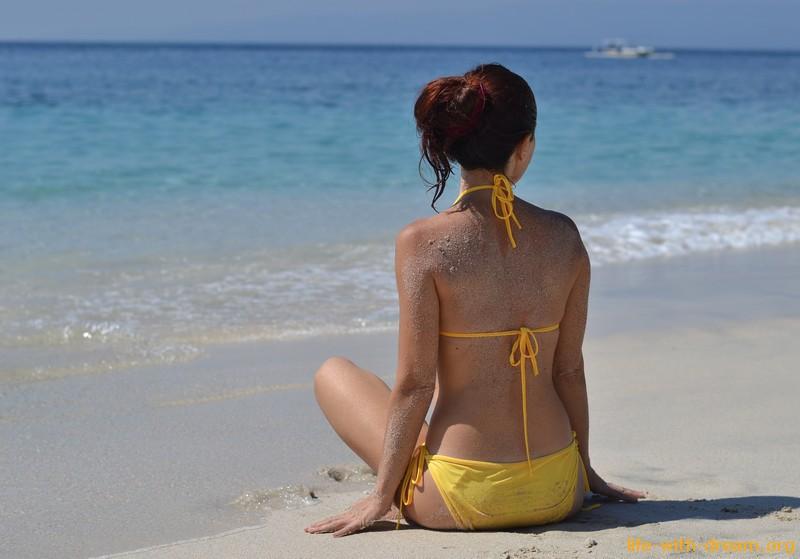 Бали пляжи