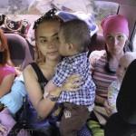 Автостоп по Азии с годовалым ребенком.