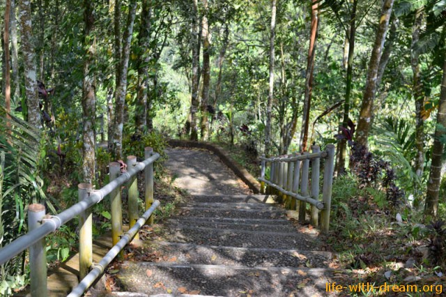 Водопад Нунг-Нунг