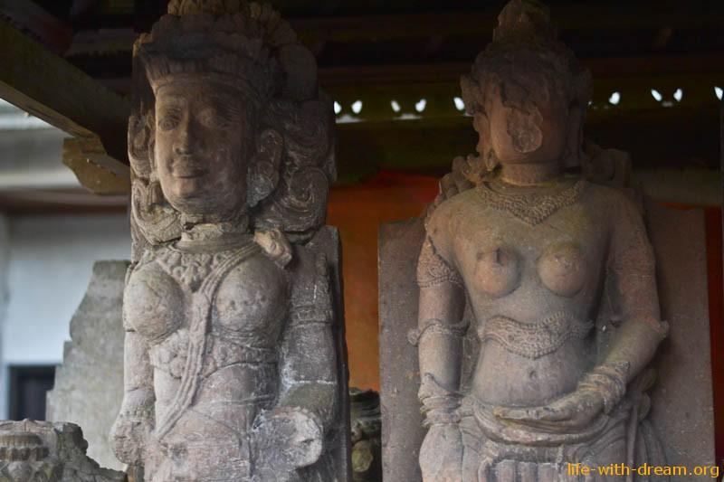 Самый высокий храм на Бали - Pura Pusak Penulesan (Pura Tegeh Koripan)