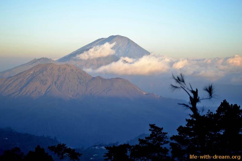 Великие вершины Бали