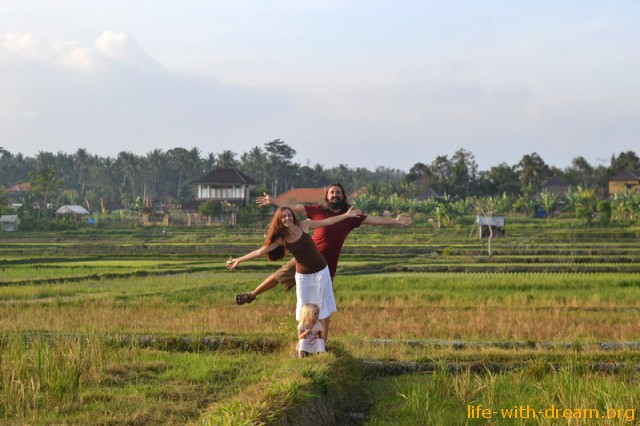Остров Бали - любимый остров.