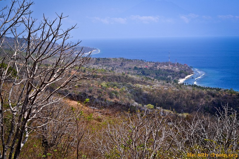 Остров Нуса Пенида – остров девственной красоты и разбитых дорог.
