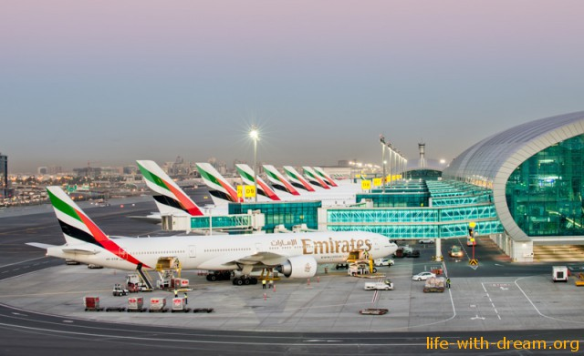 Hotels in Dubai international airport