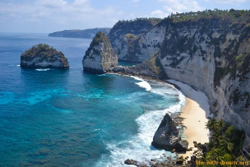 Остров Нуса Пенида, фото
