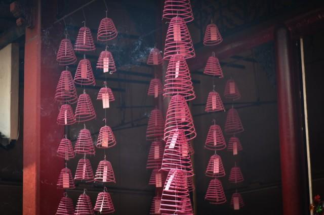 Что посмотреть в Куала Лумпур.Китайский храм Гуань Ди.