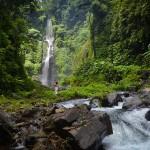 Самые красивые водопады острова Бали. Наш топ-10.